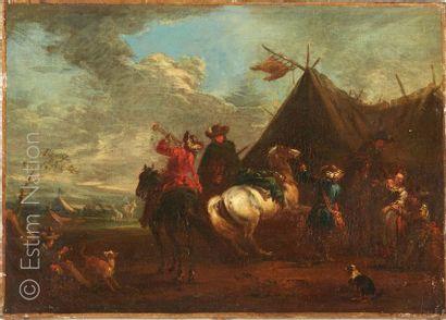August QUERFURT (Wolfenbüttel, 1696 - Vienne, 1761)