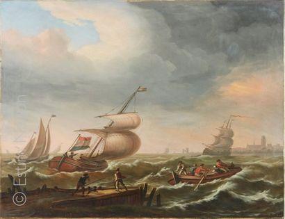Frans SWAGERS (Utrecht 1756 - Paris 1836)