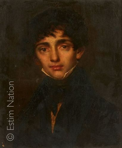 Alexis-Nicolas PERIGNON (1785-1864) ou Joseph PERIGNON (Paris 1806 - 1882)