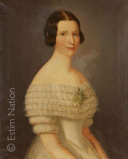 ECOLE FRANÇAISE 19e siècle