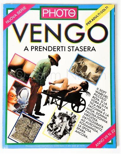 Revue italienne