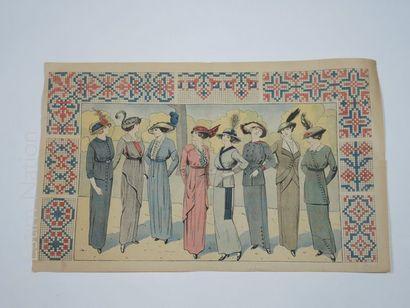 MODE-ANNEES 1900-1910