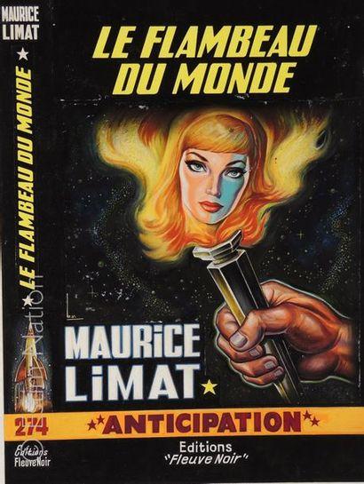 BRANTONNE René (1903-1979) BRANTONNE René (1903-1979)  Couverture originale du roman...