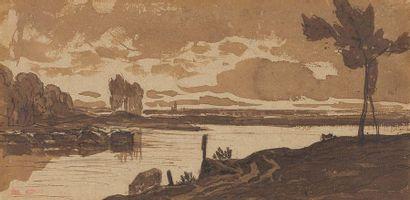 Théodule RIBOT (Guingamp 1839 - Paris 1916)