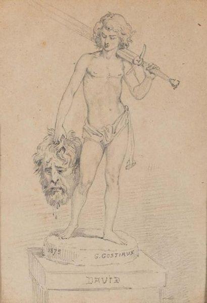 G. GOSTIAUX (1838- ?)
