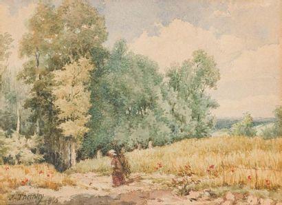 J. THORNLEY (Actif en 1885)