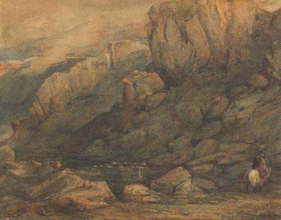 David COX II (Dulwich 1809 - Streatham 1885)