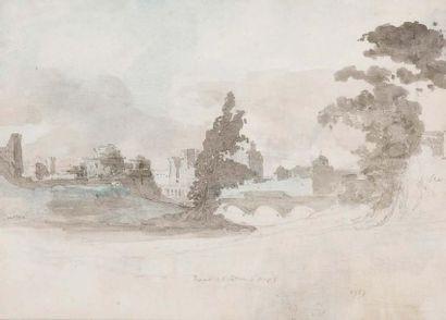 Attribué à Elias MARTIN (1739 - 1818)