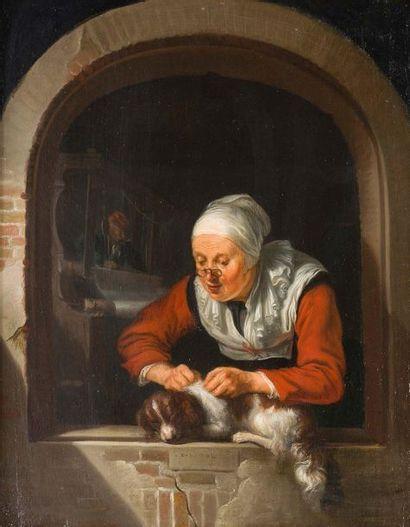 Domenicus van TOL (Bodegraven 1635 - Leyde 1675)
