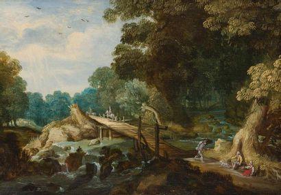 Attribué à Martin RYCKAERT (Anvers 1587 - 1631)