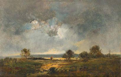 Narcisse DIAZ DE LA PENA (Bordeaux 1807 - Menton 1876)