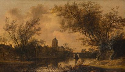 Anthony Jansz van der CROOS (Alkmaar 1606 - La Haye 1662)