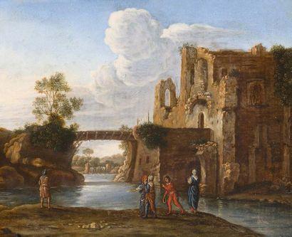Attribué à Jan TENGNAGEL (1584 - 1635)
