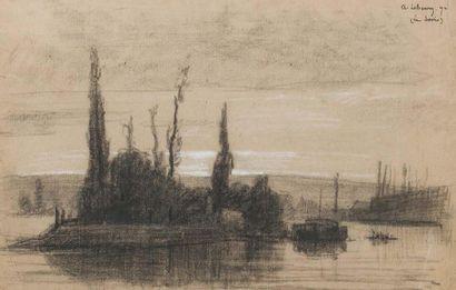 Albert LEBOURG (Montfort sur Risle 1849 - Rouen 1928)