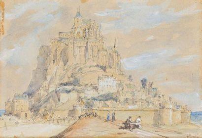Ecole ANGLAISE, 1880