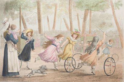D'ALLEMAGNE (Henry-René) :  Sports et Jeux d'Adresse. Paris, Hachette (1903). 328...