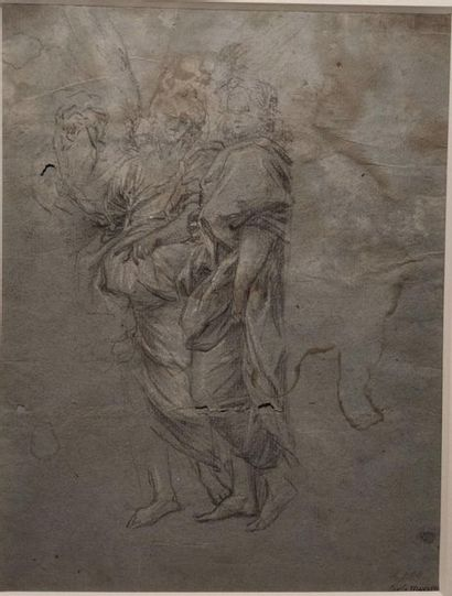 Entourage de Carlo MARATTA  (1625-1713)