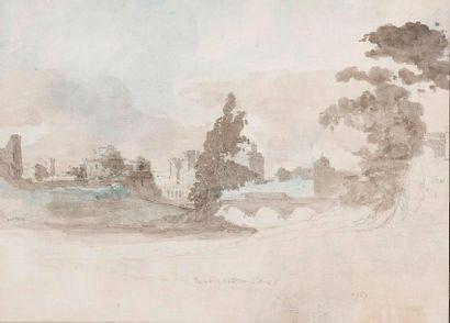 Attribué à Elias MARTIN  (1739 – 1818)