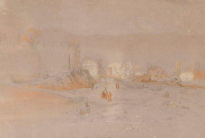 Jules LAURENS (1825-1901)