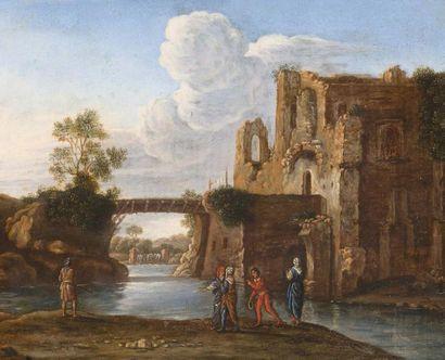 Attribué à Jan TENGNAGEL  (1584 – 1635)
