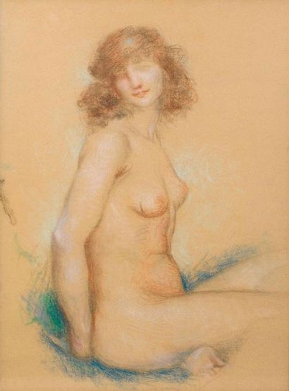 Lucien Levy DHURMER (1865 - 1953)