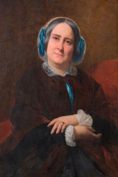 Charles Zacharie LANDELLE (1821 - 1908)
