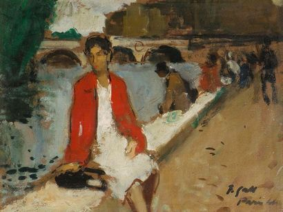 - François GALL (1912-1987)