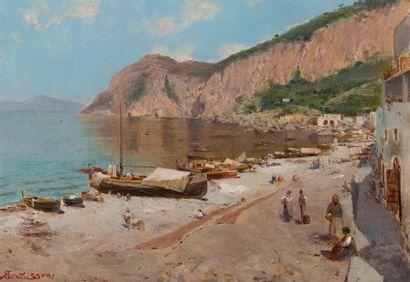 - Augusto LOVATTI (1852 - 1921)