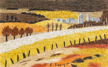 - André EVEN (1918-1996)