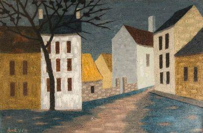 - André EVEN (1918-1966)