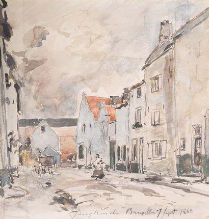 - Johan-Barthold JONGKIND (1819 - 1891)