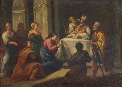- Ecole Espagnole du XVIIème siècle