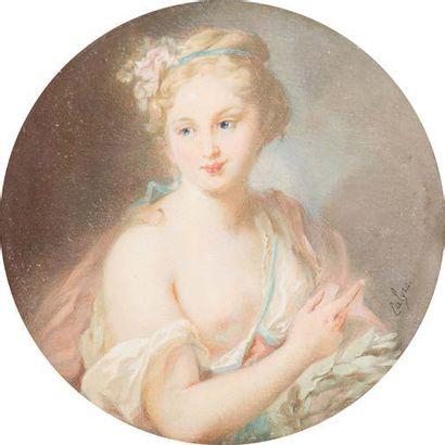 ÉCOLE FRANCAISE. XIXème siècle