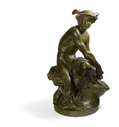 D'après Jean-Baptiste PIGALLE (1714-1785)...