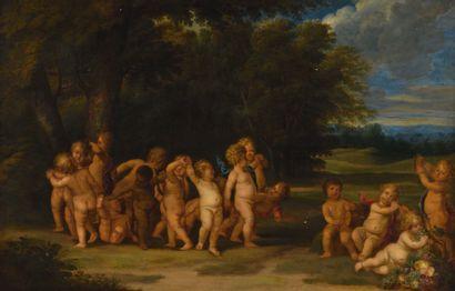 Attribué à Karel Beschey (1706-1776)
