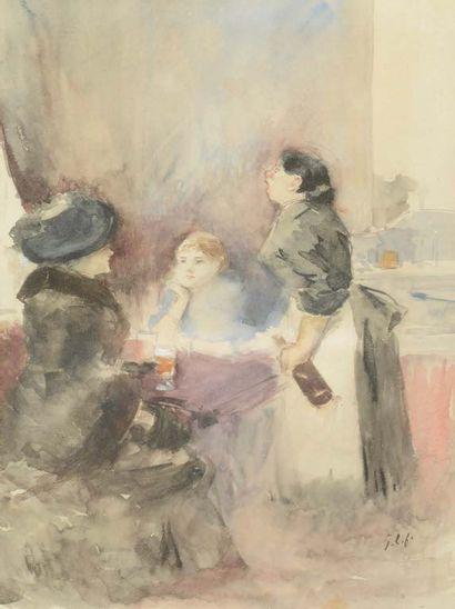 Jean Louis FORAIN (1852-1931)