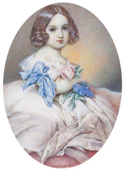 D'après Auguste MICHAUT (1786-1879)