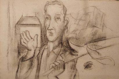 Attribué à Roger DE LA FRESNAYE (1885-1925)