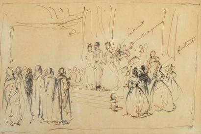 Jean - Baptiste CARPEAUX (Valenciennes 1827 - Courbevoie 1875)