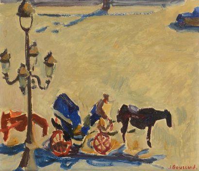 Jacques BOUSSARD (1915-1989)
