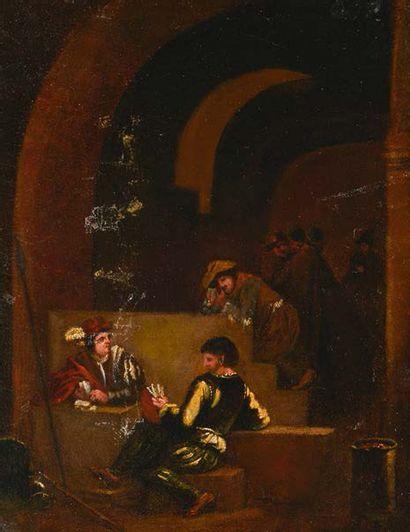 Dans le goût de Sébastien BOURDON (1616-1671)