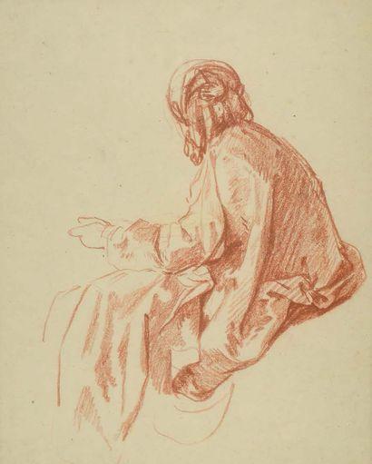 Attribué à Jean-Baptiste LE PRINCE (1734 - 1781)