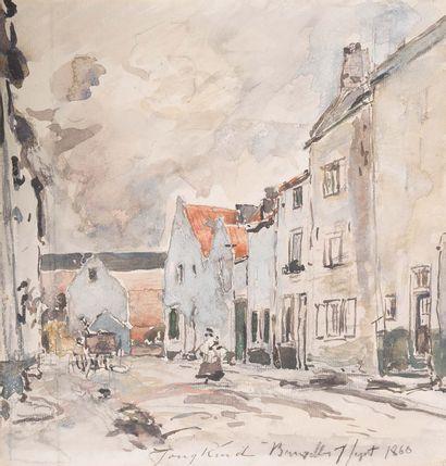 Johan-Barthold Jongkind (1819 - 1891)