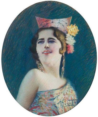 Luigi MORETTI (1884 - 1950)