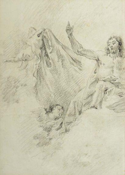 Attribué à Francesco FONTEBASSO (1707 - 1769)