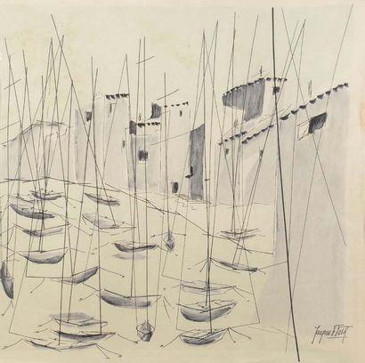 Jacques FACK (XXème siècle)