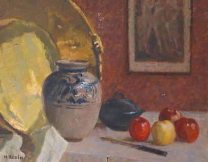 H. ROBIN (XIX-XXème siècle)