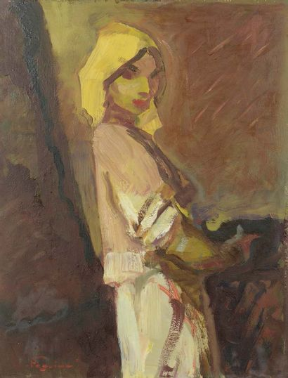 Marcel FEGUIDE (1888 - 1968)