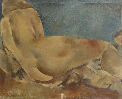 Rodolphe Théophile BOSSHARD (1889-1960)