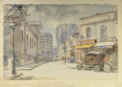 Max SCHURMAN (1890-1960)